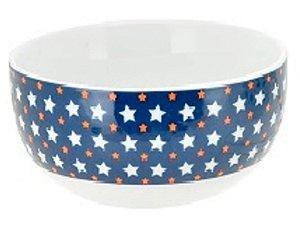 Bowl Estrelinhas Azul
