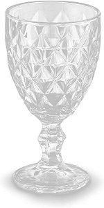 Taça Vinho Avulsa Transparente Vitral Verre - Mimo Style