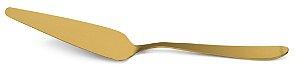 Espátula de Bolo  Lovers Gourmet Mix Dourada