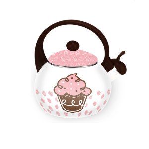 Chaleira Cupcake