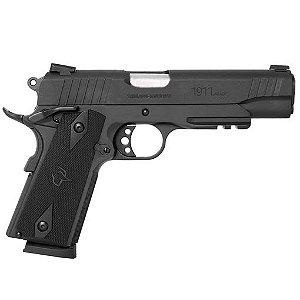"""Pistola Taurus 1911 Tática - .45ACP - 5"""" - 8+1 Tiros - Carbono Fosco"""