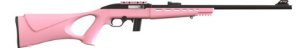 "7022 Rifle CBC Way Rosa - Cal. 22LR - Cano 21"" - 10 Tiros - Oxidado"