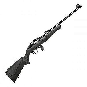 """7022 Rifle CBC Coronha de Polipropileno Cal. 22LR - Cano 21"""" - 10 Tiros - Oxidado"""