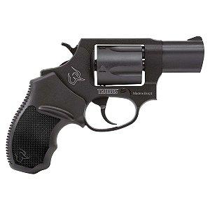 Revólver Taurus RT 605 Cal.357 Magnum 5 Tiros 2'' - Carbono Fosco ou Inox Fox