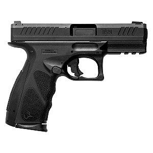 "Pistola Taurus  TS9 - 9mm - 4"" - 17+1 Tiros - Tenox"
