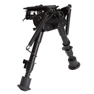 Bipé Bi-ar Tag Tático Ajustavel Em Aluminio Airguns