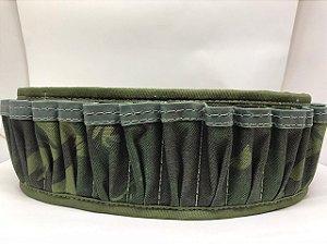 Cartucheiras Camufladas para .Cal 12- 20 - 24 - 28 - 40 - Verificar descrição