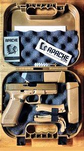 Pistola Glock G19X - 9mm - Apache Store
