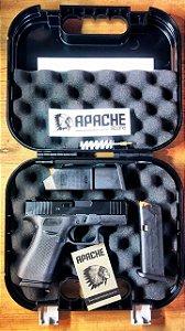 Pistola Glock G43X - 9mm - Slimline - Apache Store
