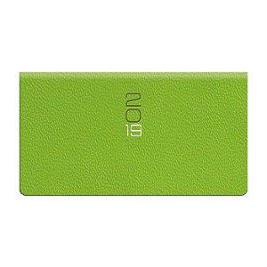 Agenda de Bolso Semanal Pombo 15,0 x 8,0 cm Paros Verde Ácido