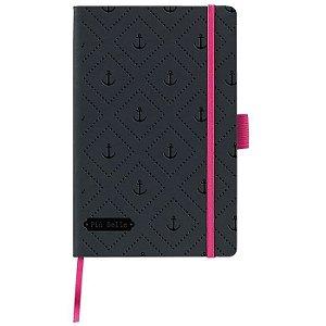 Caderneta Anotações Pautada Ivory Q21 Pìu Belle 9,0 X 14,0 cm Pink