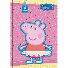 Agenda Escolar Permanente Peppa Pig 105x148