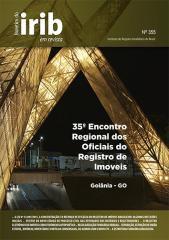 Boletim do IRIB em Revista - BIR - Edição nº 355