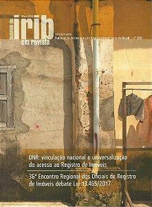 Boletim do IRIB em Revista - BIR - Edição nº 359