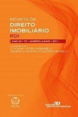 Revista de Direito Imobiliário - RDI - Edição nº 72 - Ed. Thomson Reuters/RT - em parceria com o IRIB