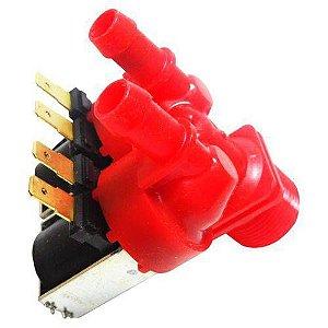 Válvula Entrada Dupla Electrolux 220V Lf10 Lf11 Lf12 Lte12 64287473