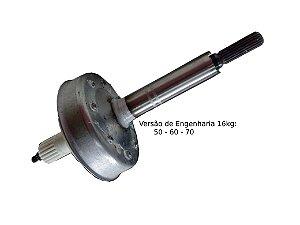 Mecanismo Lavadora Brastemp Consul Original CWH14AB  BWK14AB