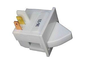 Interruptor Lampada Refrigerador Original Consul Brastemp BRG39 BRM39 CRM32
