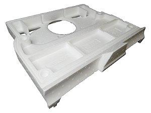 Isopor Capa Traseira Evaporador  Refrigerador BrastempOriginalBRE51 BRE50 BRE49 BRE48 XRE48