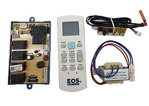 Kit Central Eletrica Placa Universal Hi Wall Controle + Sensores