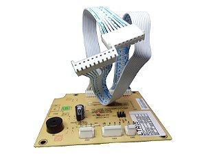 Placa Interface Lavadora Original Electrolux LTA15 Bivolt