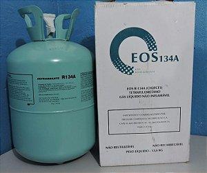 Gás R134A 13.6kg EOS