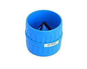 Escareador Rebarbador De Tubos 3/16 A 1/1/2 Cobre Alumínio