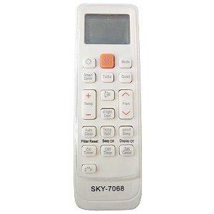 Controle Split Compatível Samsung Db93-13553A