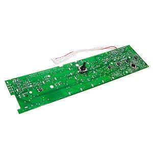 Placa Interface Compatível Lavadora Brastemp Bwl11 Versão 2 Bivolt Cliptech