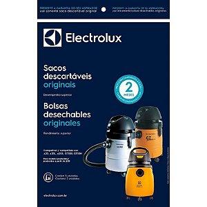 Saco Descartável Aspirador A20, A20L, A20S, Gt3000, Gt30N Electrolux