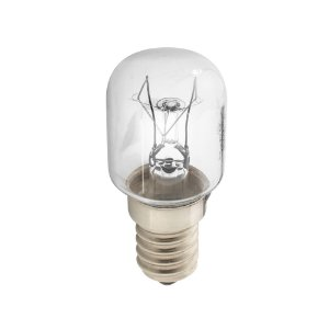 Lampada Refrigerador/Microondas 220V Pequena 15W Tu22E14