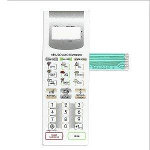 Membrana Compatível Microondas Panasonic Nnst357
