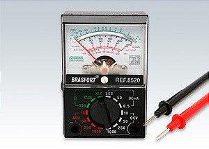 Multimetro Analogico 8520 Brasford