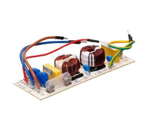 Placa Filtro De Linha Condensadora Split Cbg09 Cbm09 220V