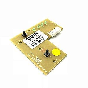 Placa Interface Compatível Lavadora Electrolux Lte09 Bivolt
