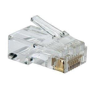 Conector Cpd Rj45 8 Vias