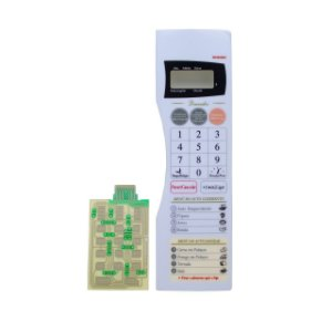 Membrana Panasonic Nng 43 Relevo