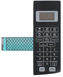 Membrana Compatível Microondas Philco Pme22Br Espelhado