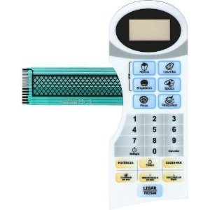 Membrana Compatível Microondas Pms25N2 Philco