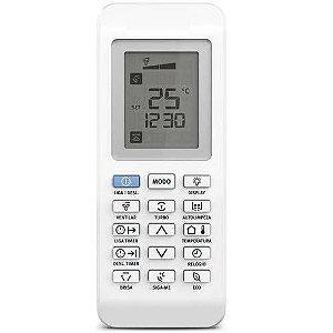Controle Split Compatível Electrolux Ti Vi Bi