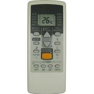 Controle de Ar Condicionado Fuijtsu