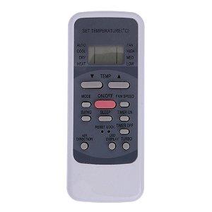 Controle Ar Condicionado Midea Piso Teto Fbg-9020