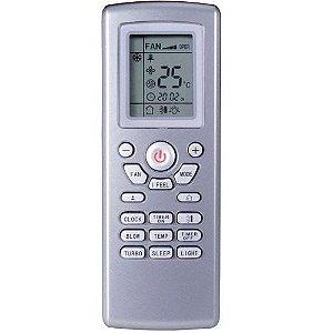 Controle Ar Condicionado Compatível Gree