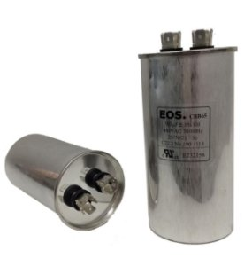 Capacitor 90 Uf 440V Copo Aluminio