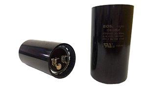 Capacitor Eletrolitico 124/149 Uf  220V