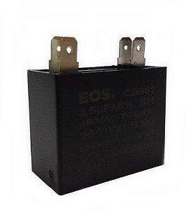 Capacitor Motor Ventilador 3,5 Uf Eos