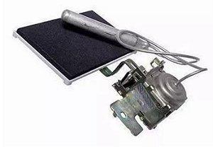 Damper Termostatico Refrigeradores Brm35 Brm41 326062640