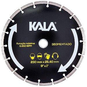 Disco Diamantado Segmentado Kala