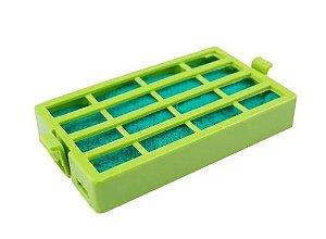 Filtro Antibactéria Antiodor Paralelo Refrigerador Consul Crm45/47/49/50/51/52/55