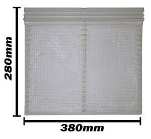 Filtro Ar Condicionado Komeco e Midea Piso Teto Kop 48 e 60 Btus